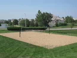 peoria illinois sand volleyball courts