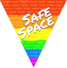 Image result for safe space