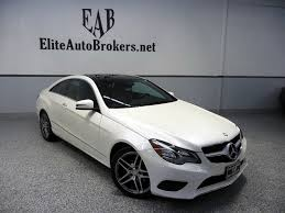 2015 Used Mercedes-Benz E-Class 2dr Coupe E 400 4MATIC at Elite ...