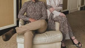 Share your kondangan style by #kondanganootd. Kondangan In Style Inspirasi Batik Couple Untuk Hijabers