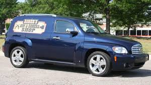 2007 Chevrolet HHR Panel LT: Chevy puts an unserved niche in its ...