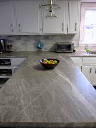 Concrete Countertop Over Laminate Sweet And Spicy Bacon Wrapped Chicken Tenders Ogee Edge