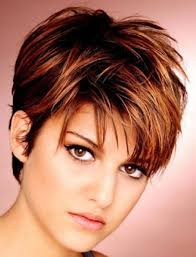 Haircuts For Round Face Thin Hair Ideas For 2018