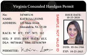 Carry Virginia Concealedcarry-ed™ Concealed Online Permit