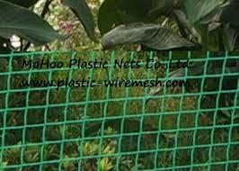plastic garden fence net mesh plastic