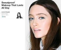 press sweatproof makeup that lasts all day