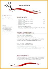 Cosmetology Resume Template Unique Cosmetology Student Resume Cosmetology Resume Samples 48 Cosmetology