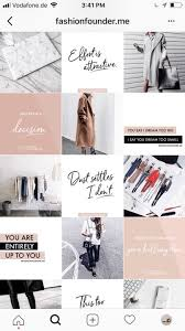 5 Steps to Designing an Aesthetically Beautiful Instagram Feed | Foundr