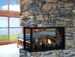 3 sided fireplace ideas small double sided electric fireplace 3 sided gas fireplace ideas