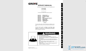 Grove Gmk 6200 Load Chart Grove Crane Workshop Manual Complete Pdf Epwars