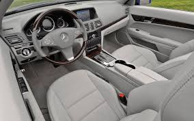 2011 Mercedes Benz E350 Cabriolet Cockpit Photo #33236701 ...