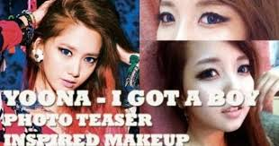 HowtoMakeUp | YoonA - SNSD | I GOT A BOY Inspired Makeup - YouTube | Makeup  inspiration, Youtube makeup, Yoona