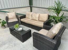 all weather fabric garden furniture