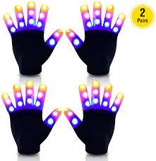 Light Up Gloves Amazon Sundy Led Gloves Kids Kids Light Up Gloves Finger Light Flashing Gloves Toys For For 7 14 Year Old Boys Girls Kids Party Game Best Gift For 7 14