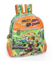 teenage mutant ninja turtles rugzak kleuterschool ninja power