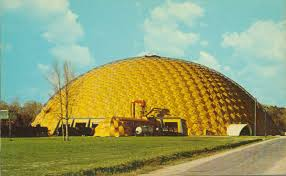 Baton Rouge's Geodesic Dome