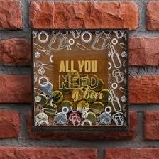 """<b>Копилка для пивных</b> крышек """"All you need"""" (4043901) - Купить по ..."""