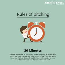 Rules Of Pitching By Guy Kawasaki Start N Excel Blog