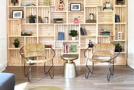 wooden crate furniture. Wood Crate Wall Wooden Furniture R