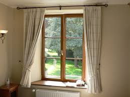 Living Room Window Treatments Window Treatment Ideas For Bay Windows In Kitchen Design