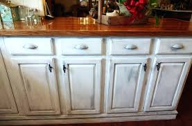 rustic white kitchen cabinets layn distressed white kitchen cabinets pictures