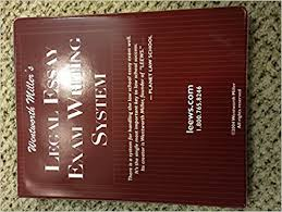 com leews legal essay exam writing system wentworth  leews legal essay exam writing system 7th edition