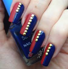 Philippine Flag Nail Art (and a plea from my heart) | The Nailinator