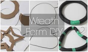 DIY Wreath Forms  {The Basics}  Jessica Joaquin
