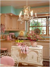 Redecorating Kitchen Shabby Chic Kitchens Sizemore