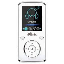 «Цифровой <b>MP3</b>-<b>плеер RITMIX</b> RF-4950 4Gb black ...