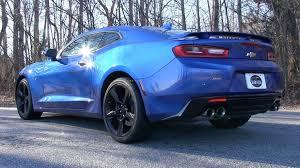 Pure Sound: 2016 Chevrolet Camaro SS w/ Dual Mode Exhaust (Cold ...