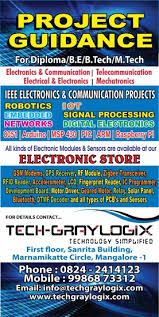 build you career in using eduwork mangalore other  project guidance for electronics amp communication engineering in mangalore
