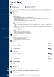 Resume Complete Accountingme Template Intern Cv Example Monte Samples