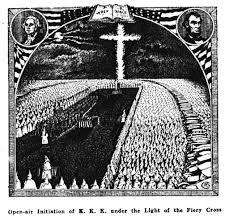 kkk essay the ku klux klan is slowly rising again new york post  the history of the ku klux klan writework open air initiation of k k k under the light