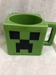 Minecraft Creeper Ceramic Mug (8 oz ...