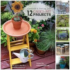 garden art projects. 12 Creative And Frugal Garden Art Projects Under 20, Crafts, Flowers, Gardening,