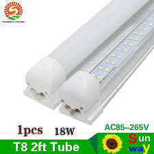 2ft Twin Fluorescent Light Fitting Find More Led Bulbs Tubes Information About Sunway 18w T8
