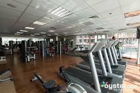 fitness center at the dusit residence dubai marina