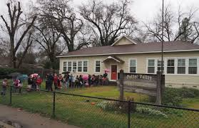 rural communities struggle to provide after school programs edsource potter valley 1st and 2nd graders walk from their school to the community center for their