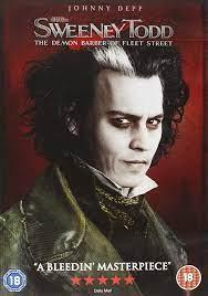 Sweeney Todd [DVD]: Amazon.de: Johnny Depp as Sweeney Todd; Helena Bonham  Carter as Mrs. Lovett; Alan Rickman: DVD & Blu-ray