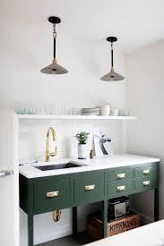 dark green painted kitchen cabinets. Dark Green Painted Kitchen Cabinets
