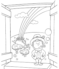 Patrick's day coloring pages for kids. St Patricks Day Coloring Pages Best Coloring Pages For Kids