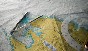 Nautical Navigation Chart Tools Stock Photos Download 16