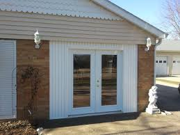 garage conversion with french doors google search garage garage garage doors converted garage