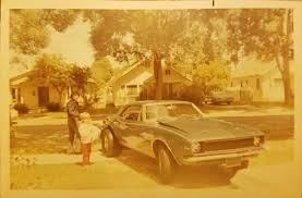 there were plenty of drag strips within spittin distance of his home in santa ana and even when he moved his young family north to garden grove in 75