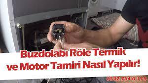 Buzdolabı Motor Arızası Tamiri, Buzdolabı Röle Değişimi ve Tamiri - Ariston  Röle Arızası - YouTube