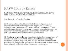 Social Work Values Social Work Code Of Ethics Barca Fontanacountryinn Com