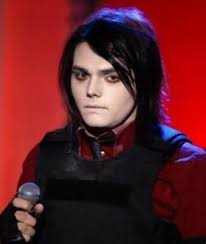 gerard way fashion he should never be allowed to do his own makeup ever