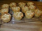 apricot walnut oatmeal muffins  no flour   sbd phase 2 3