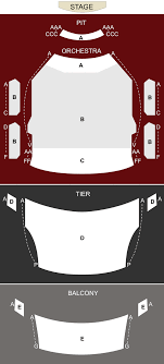 The Aiken Theatre Evansville In Seating Chart Stage